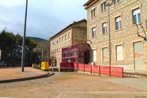 Vista general del Museu de les Mines de Cercs
